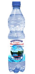 Вода питьевая артезианская высшей категории «Источник Старо-Мытищинский»